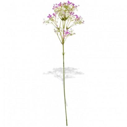 ARTIFICIAL GYPSOPHILA BRANCH LILAC 60CM - 1