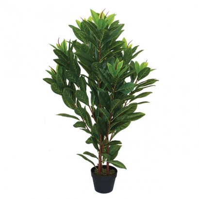 ARTIFICIAL MAGNOLIA PLANT REAL TOUCH 110CM - 1