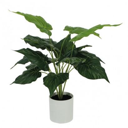 ARTIFICIAL POTHOS PLANT 40CM - 1